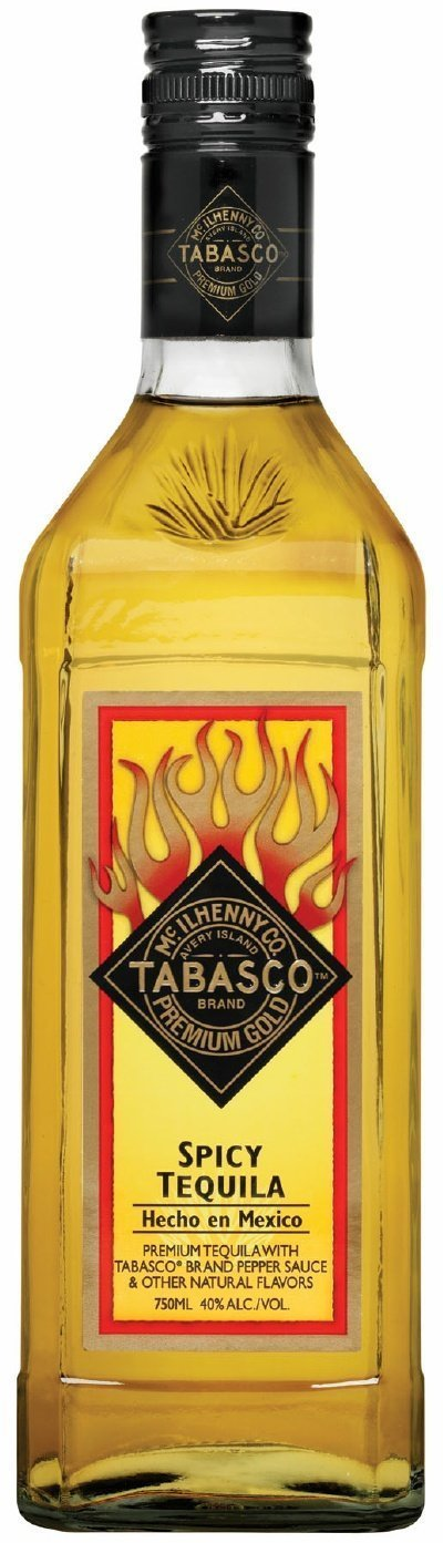tabasco tequila Review: Tabasco Spicy Tequila