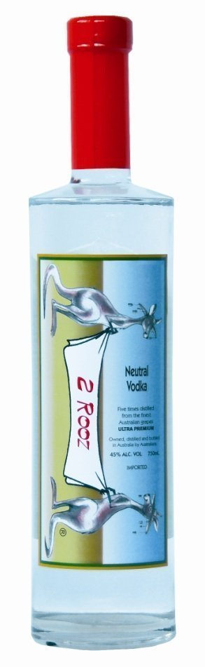2 rooz vodka Review: 2 Rooz Vodka