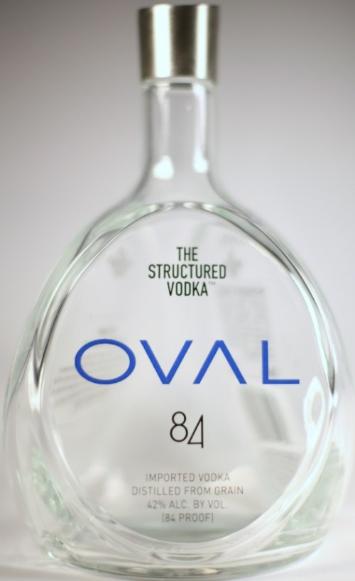 oval vodka Review: Oval Vodka