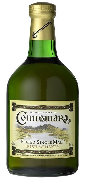 connemara peated single malt irish whiskey Review: Connemara Peated Single Malt Irish Whiskey