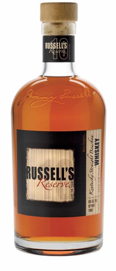 russells reserve bourbon Review: Russells Reserve Bourbon