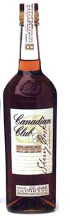 canadian club sherry cask Review: Canadian Club Sherry Cask Whisky