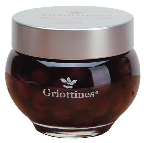 griottines cherries Review: Griottines Brandied Cherries