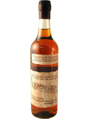 rowans creek bourbon whiskey Review: Rowans Creek Bourbon