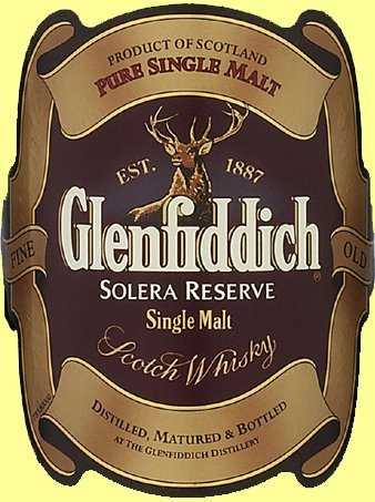 glenfiddich solera reserve 15 year Review: Glenfiddich Solera Reserve 15 Year