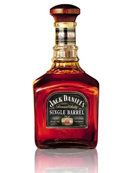 jack daniels single barrel whiskey Review: Jack Daniels Single Barrel Tennessee Whiskey