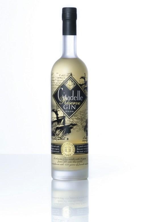 citadelle reserve gin Review: Citadelle Gin and Citadelle Reserve Gin 2008 Vintage