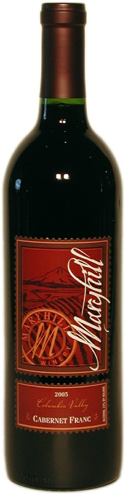 maryhill winery 2005 cabernet franc Review: 2005 Maryhill Cabernet Franc Columbia Valley