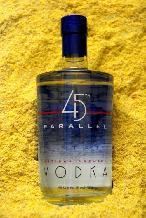 45th parallel vodka Review: 45th Parallel Vodka