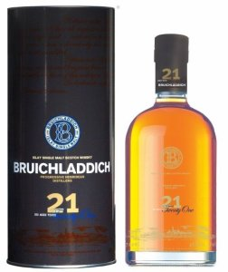 bruichladdich 21 year 252x300 Review: Four New