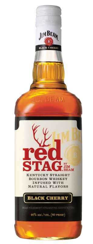 red stag by jim beam Review: Red Stag by Jim Beam Black Cherry Bourbon