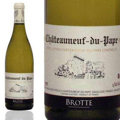 brotte chateauneuf du pape Review: 2006 Brotte Chateauneuf du Pape