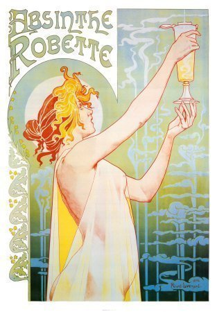 absinthe poster Revisiting Absinthe: Seven Bottlings Re Sampled