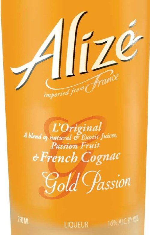 alize gold passion Review: Alizé Gold Passion Liqueur