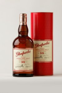 glenfarclas 10 year old scotch 199x300 Review: Glenfarclas 10 Year and 12 Year Scotch Whisky