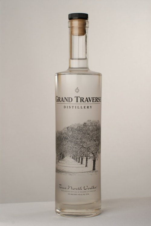 grand traverse true north vodka Review: Grand Traverse True North Vodka