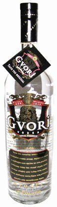 gvori vodka Review: Gvori Vodka