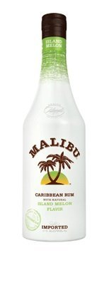 malibu melon rum Review: Malibu Island Melon Rum
