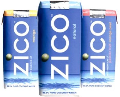 zico coconut water Review: Zico Coconut Water