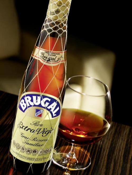 brugal extra viejo rum Review: Brugal Extra Viejo Rum