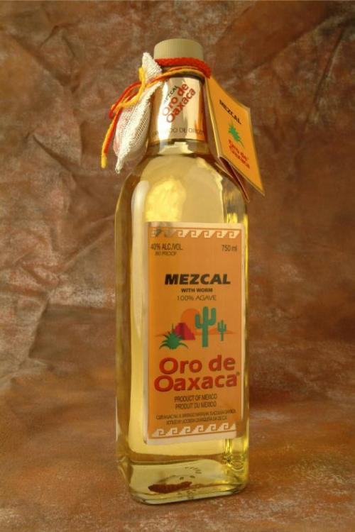 oro de oaxaca mezcal Review: Oro de Oaxaca Mezcal