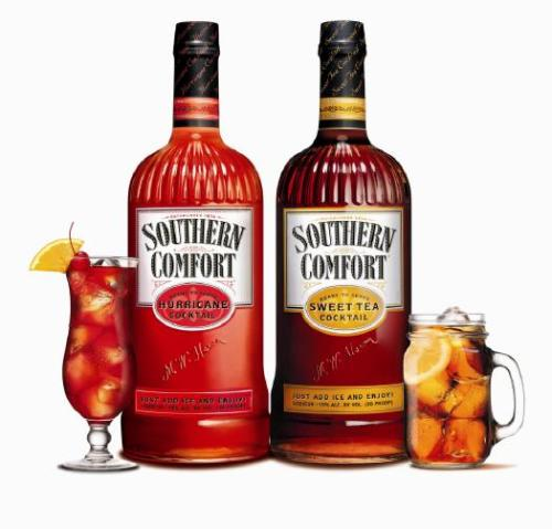 southern comfort hurrican sweet tea cocktail Review: Southern Comfort Sweet Tea and Hurricane Cocktails