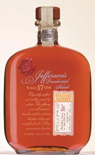 jeffersons presidential select 17 year Review: Jeffersons Presidential Select 17 Year Old Bourbon