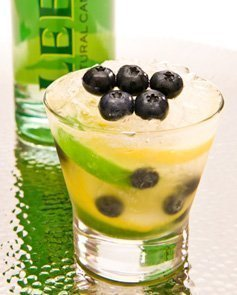 lemon lime caipirinha Recipe: Rios Celebratory Caipirinha
