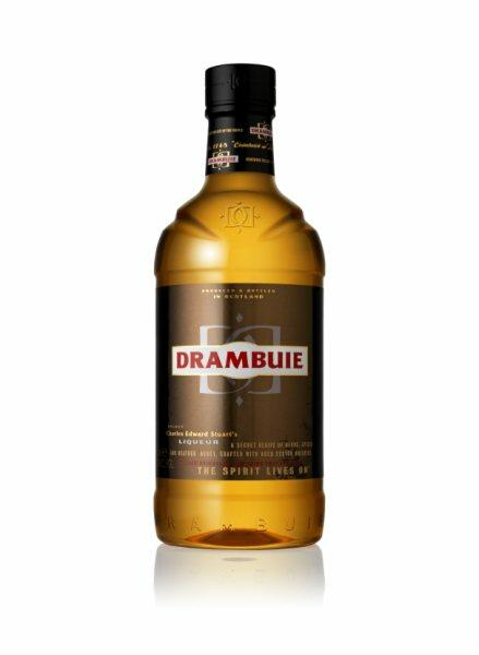 drambuie new bottle design Drambuie Modernizes Its Look