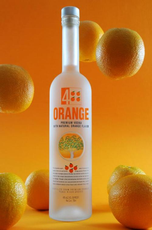 4 orange vodka Review: 4 Orange Vodka