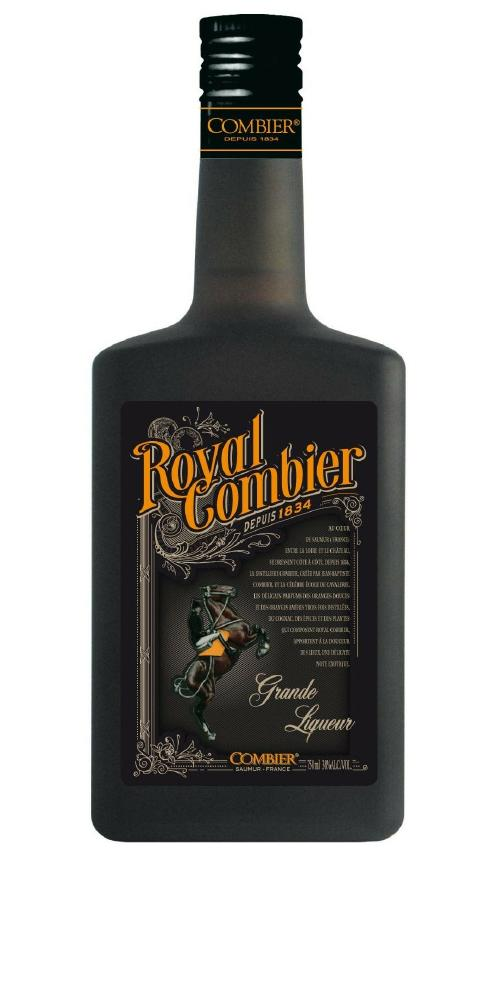 Royal Combier Reivew: Royal Combier Orange Liqueur