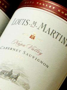 louis martini cabernet napa valley 224x300 Review: 2006 Louis M. Martini Cabernet Sauvignon Napa Valley