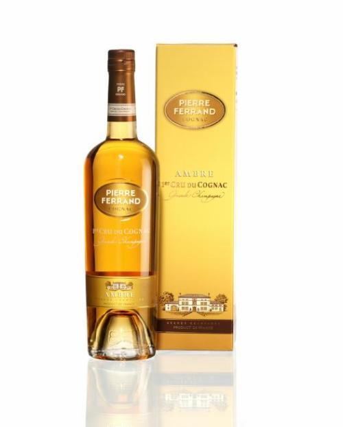 pierre ferrand ambre cognac Review: Pierre Ferrand Ambre Cognac