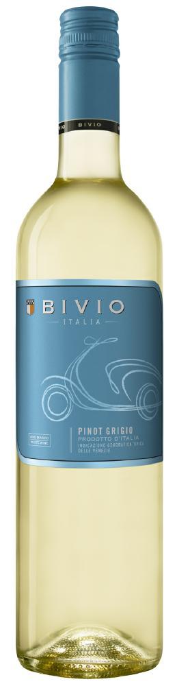 Bivio Pinot Grigio Review: 2008 Bivio Pinot Grigio