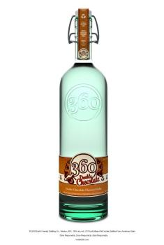 360 chocolate vodka