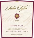 john tyler bacigalupi 2006 Pinot Noir Review: 2006 John Tyler Pinot Noir Russian River Valley Bacigalupi Vineyard