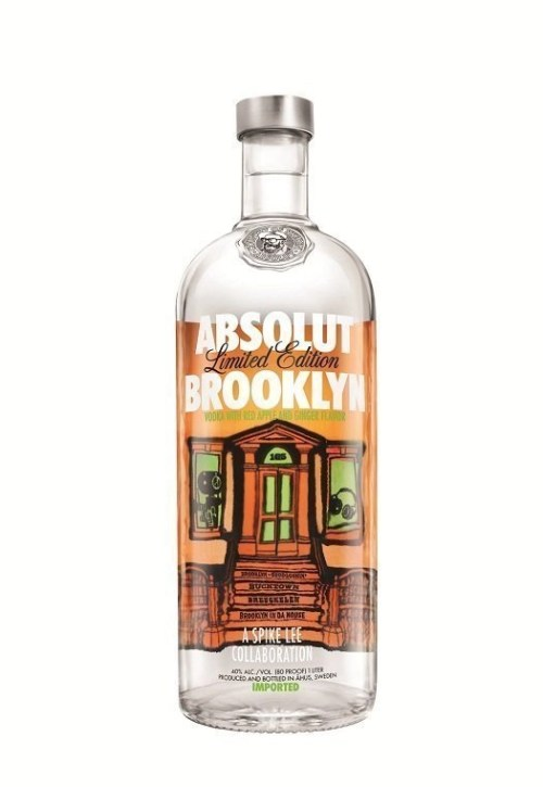 ABSOLUT BROOKLYN Bottle Review: Absolut Brooklyn Vodka