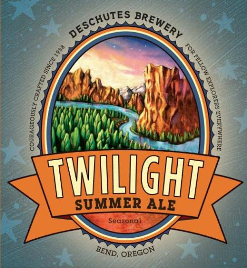 deschutes twilight summer ale Review: Deschutes Brewery Twilight Summer Ale