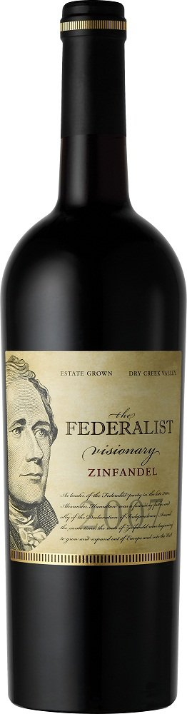 2007 The Federalist zinfandel Review: 2007 The Fe
