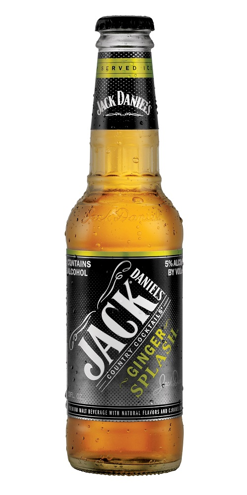 jack daniels ginger splash Review: Jack Daniels Ginger Splash
