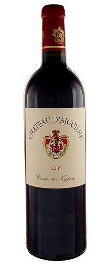 2007 chatueu daiguilhe Review: 2007 Chateau dAiguilhe Comtes von Neipperg