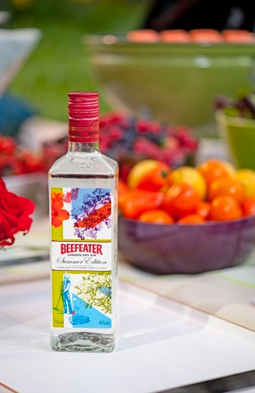 Beefeater Summer Gin Review: Beefeater London Dry Gin Summer Edition