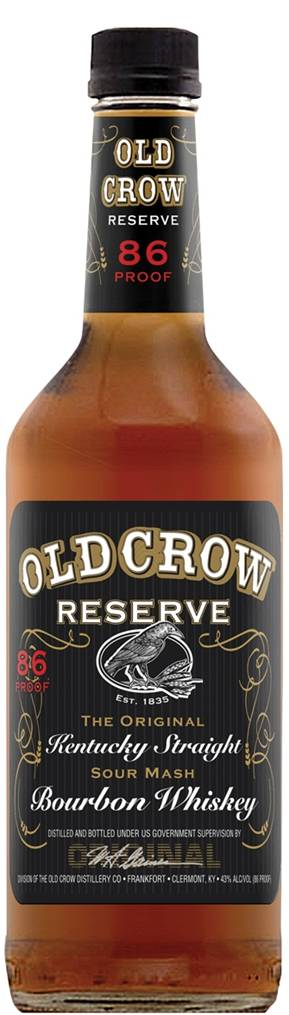 Old Crow reserve bourbon Review: Old Crow Reserve Bourbon