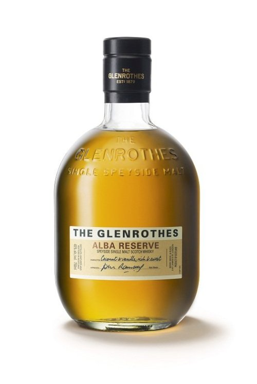 the glenrothes alba reserve Review: The Glenrothes Alba Reserve Single Malt Scotch