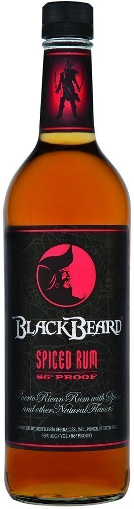 Blackbeard spiced rum Review: BlackBeard Spiced Rum