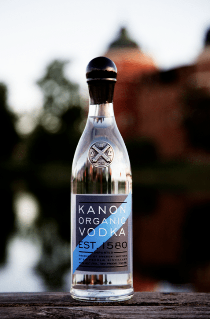 Kanon organic vodka Review: Kanon Organic Vodka