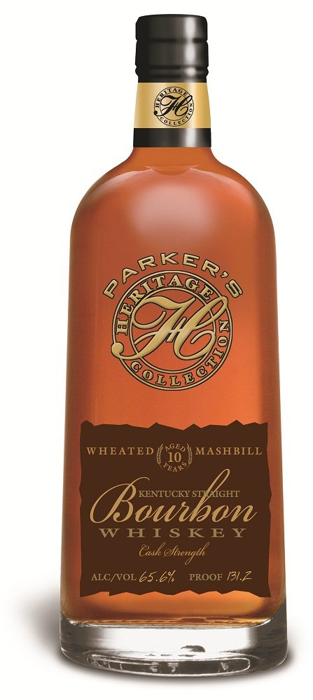 Parkers heritage Wheated 4th Edition bourbon Review: Parkers Heritage Collection Wheated Bourbon 4th Edition (2010)