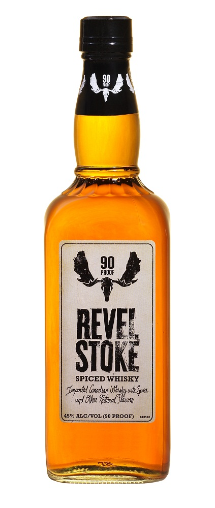 Revel Stoke spiced whisky Review: Revel Stoke Spiced Whisky