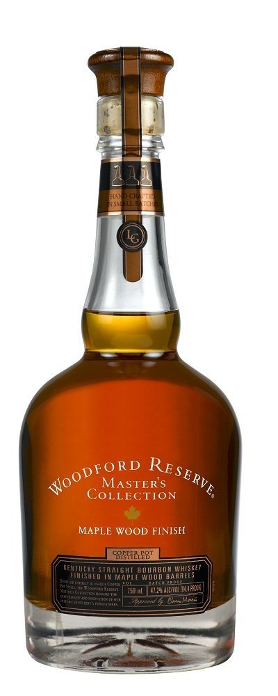 woodford reserve maple wood finish masters collection Review: Woodford Reserve Masters Collection Maple Wood Finish
