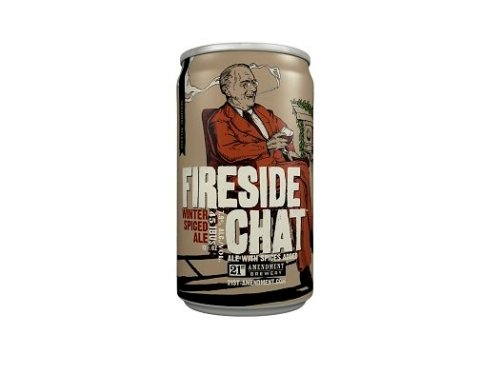 Fireside Chat beer Review: 21st Amendment Fireside Chat